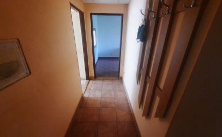 Na predaj 3 izbovy byt v Vranove nad Topľou.