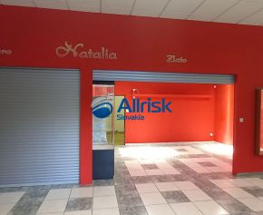 Obchodný priestor v centre mesta Galanta na prenájom