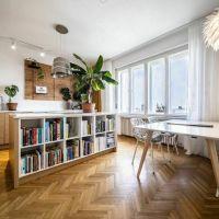 3 izbový byt, Bratislava-Staré Mesto, 105 m², Kompletná rekonštrukcia