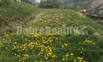 PREDAJ: pozemok pre rodinný dom - 937 m2 Považská Bystrica časť Milochov