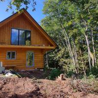 Chata, drevenica, zrub, Brezno, 108 m², Novostavba
