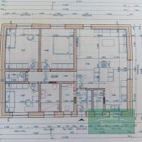 Rodinný dom, Otrhánky, 90 m², Vo výstavbe