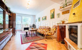 REZERVOVANÝ: Príjemný 2 izbový byt s vlastným vykurovaním v centre obce (58,40 m2), Čierny Balog - Závodie