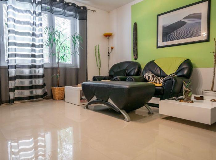 MAJERSKÁ, 4-i dom, 121 m2 - pozemok 301 m2, TICHÉ PROSTREDIE, podlahové kúrenie, VÍRIVKA