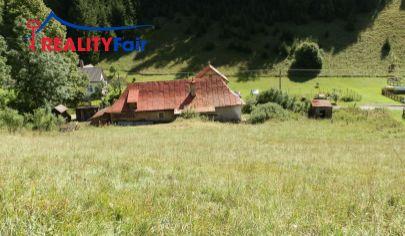 PREDAJ - Rodinný dom s veľkým pozemkom - Motyčky, časť Jergaly