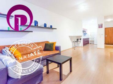 PRENAJATÉ - 2i byt, 54m2 – BA-Ružinov: orientovaný do VNÚTROBLOKU, PERLA RUŽINOVA, zariadený, lodžia