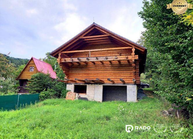 chata, drevenica, zrub - Púchov - Fotografia 1