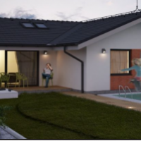 Rodinný dom, Senec, 114 m², Vo výstavbe