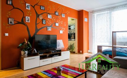1- izb. byt, Stará Turá - REZERVOVANÉ