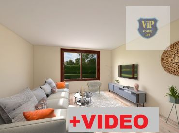 REZERVOVANÝ - Rodinný dom 4+1 kvalitná tehla + záhrada 800 m2 - Žabokreky nad Nitrou