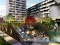 Predáme 2 izb. apartmán Jegeho alej + garážové státie a komora - Danubius One ,17 poschodie -  vo výstavbe