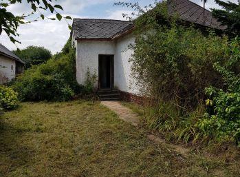 Na predaj rozľahlý pozemok s domom v Strážskom (N051-12-JOHA)