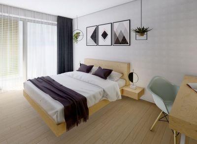 Byty Ruppeldtova: Na predaj veľký 2 izbový byt D3 v novostavbe, Martin - širšie centrum