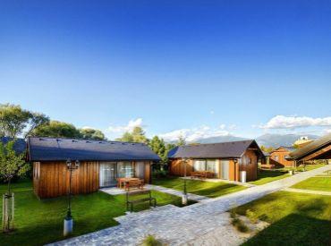 NOVINKA Chata DELUXE na predaj - Holiday Village Tatralandia - Liptovský Mikuláš