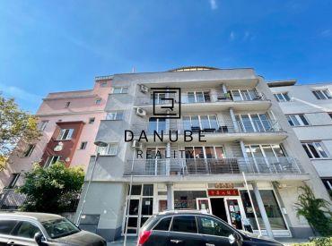 Predaj 1-izbový s balkónom na Zámockej ulici v Bratislave – Staré Mesto.