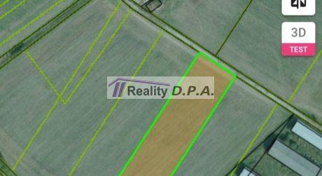 Investičný pozemok - orná pôda Necpaly