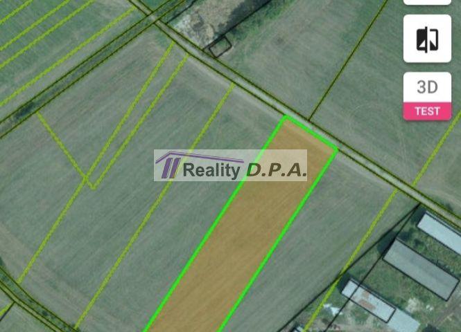 orná pôda - Necpaly - Fotografia 1
