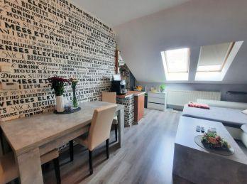 REZERVOVANÝ - Predaj veľkometrážneho 2 izb. bytu v 15 ročnej novostavbe bytového domu, 58 m2, Hlboká cesta