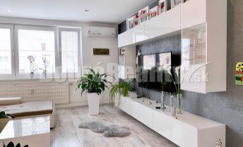 Na predaj 3 izbový byt Prievidza, 72 m², 6.p./7.p., Na karasiny, Prievidza