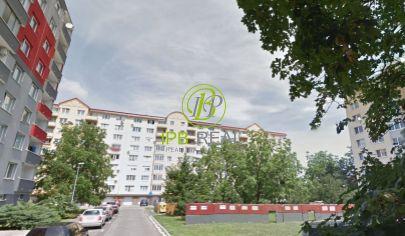 3-izb. byt s balkónom na Sputnikovej ul. v Ružinove