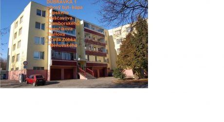 Kúpime 1 až 1,5 izbový byt v Dúbravke