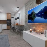 1 izbový byt, Lietavská Lúčka, 37.50 m², Projekt