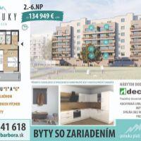 2 izbový byt, Poprad, 67.96 m², Novostavba