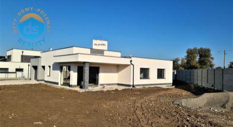 Na predaj novostavba rodinný dom, garáž, 1.123 m2, Trenčianska Turná