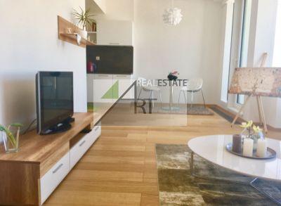 PRENÁJOM 2-izbový byt  v PANORAMA CITY - Bratislava - Staré Mesto