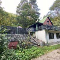 Chata, drevenica, zrub, Súľov-Hradná, 100 m², Pôvodný stav