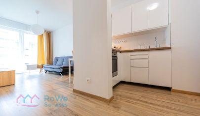 PRENÁJOM: 1 izb. byt, Zuzany Chalupovej 12, Petržalka, BA V - časť SLNEČNICE MESTO