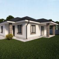 Rodinný dom, Dunajská Streda, 140 m², Vo výstavbe