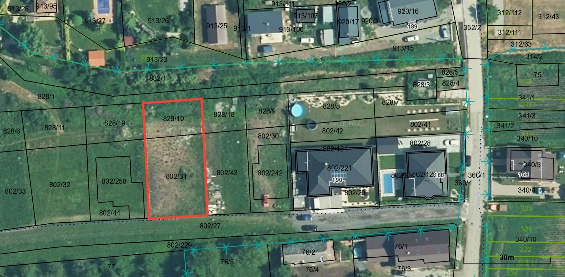 Pozemok pre RD-Predaj-Beniakovce-98500.00 €