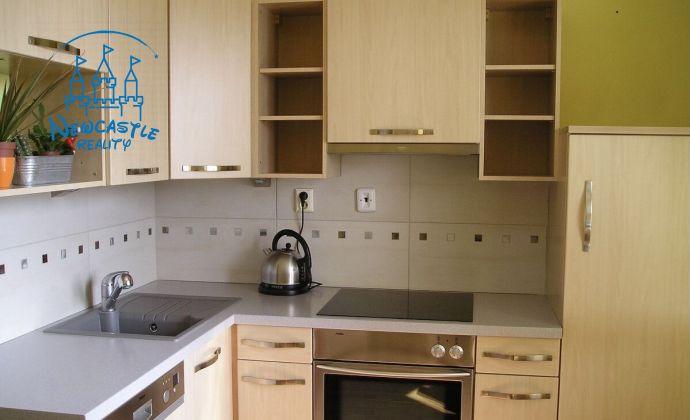 1 izbový byt na prenájom vo výbornej lokalite Nitra
