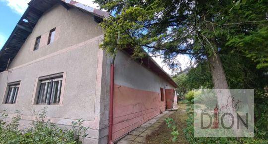 Rodinný dom vhodný na rekonštrukciu