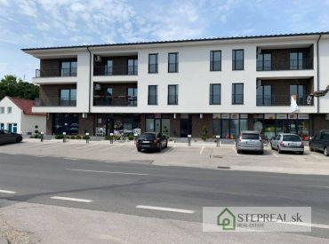 STEPREAL - 2 a viac izbový byt v novostavbe v Gabčíkove spolu s vlastným parkovaním