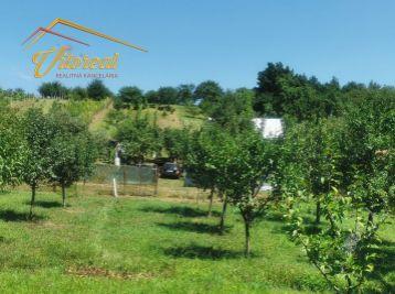 Exluzívne na predaj záhrada pod úpätím Slanských vrchov