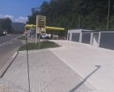 Novostavba garáž Trenčianske Teplice