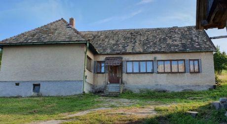 Predaj rodinné domu Slatinské Lazy