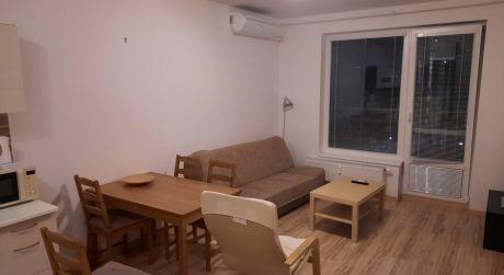 Prenájom 2 izbového bytu v novostavbe na Jégeho ulici v širšom centre