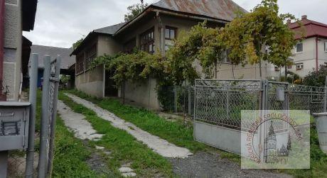 Rodinný dom v obci Mudrovce, Košice - okolie (97/21)