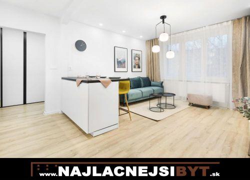 Najlacnejsibyt.sk: BAII - Ružinov, Trenčianska ul., 2 izbový byt s loggiou vo vyhľadávanej lokalite 60 m2