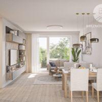 3 izbový byt, Brezno, 65.69 m², Novostavba