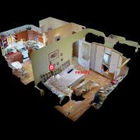 1 izbový byt, Prešov, 42 m², Kompletná rekonštrukcia
