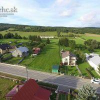 Pre rodinné domy, Hutka, 2489 m²