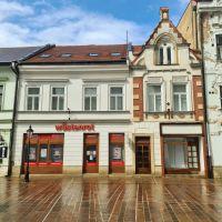 Objekt pre obchod, Košice-Staré Mesto, 840 m², Kompletná rekonštrukcia