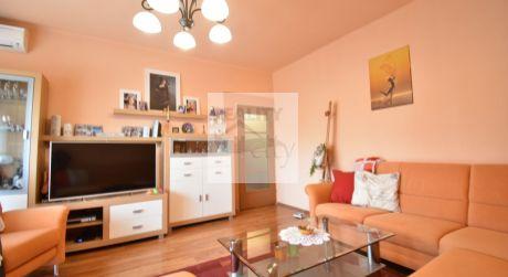 3 - izbový priestranný byt 93 m2 s balkónom, garážou a záhradkou -  Trnava  - Ľudmily Podjavorinskej