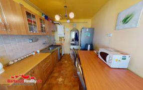 Na predaj 3-izbový byt v Trenčianskych Stankovciach.