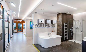 OBCHODNÝ PRIESTOR VO VYBORNEJ LOKALITE ! ZÁHRADNÍCKA UL., BA II, 121,60 m2, aktuálne kúpeľňové štúdio