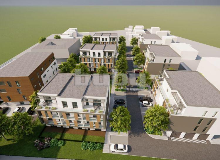 Bytový komplex RUPPELDTOVA, 2 a 3 izb byty, Martin stred